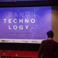 Maastricht, NANO Technologie crossing borders, 28-09-2017